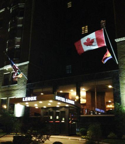 Midnight Romp Around the Hotel Lenox