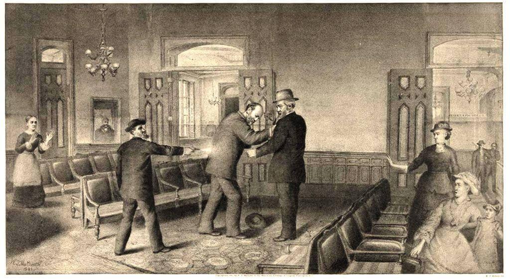 1 c. Assassination of Garfield