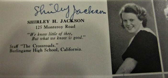 from Brighton High School 1934 yearbook, Crossroads. [Courtesy of Brighton Memorial Library] From