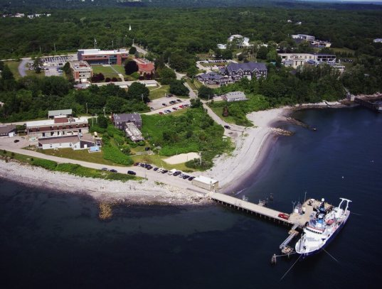 THE UNIVERSITY OF RHODE ISLAND'S Graduate School of Oceanography, based at the school's Bay Campus (Providence Business New)