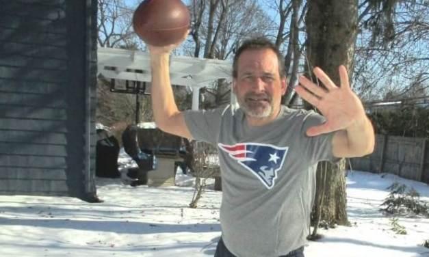 If the Patriots win the Super Bowl, credit Talker