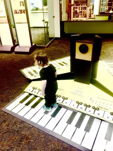 Touching Sound: Exploring the Science Behind Music at the RMSC