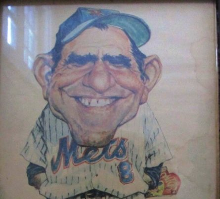 from On Yogi Berra and Dale Berra and the 1973 World Series and Willie Mays and my father