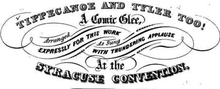Tippecanoe and Whatshisname Campaign Song