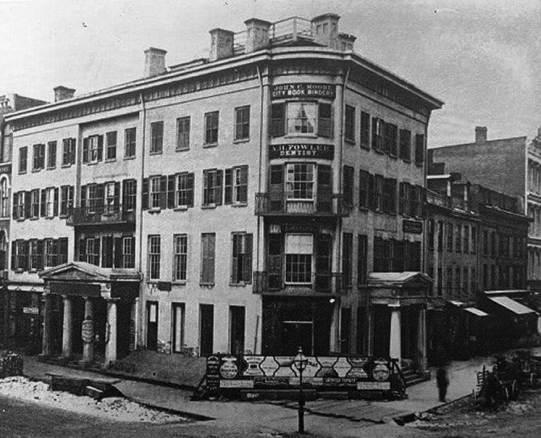 Eagle Hotel 1850