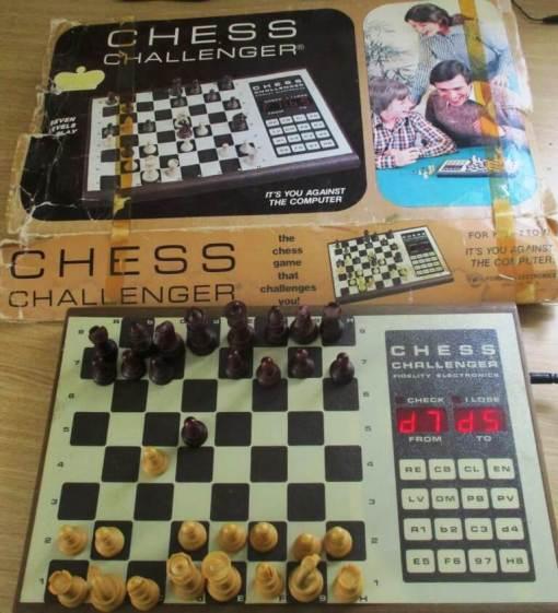 1979 Chess Challenger 7 [From Eugene Kramer's collection]
