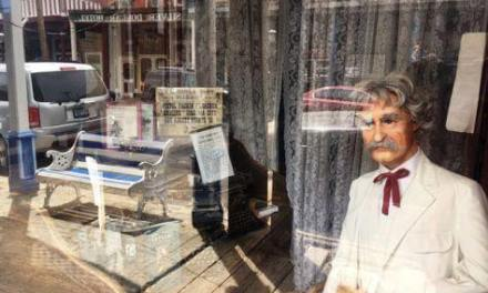The Richest Place on Earth: Passing Through Mark Twain's Virginia City, Nevada