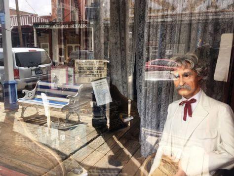 The Richest Place on Earth: Passing Through Mark Twain's Virginia City, Nevada