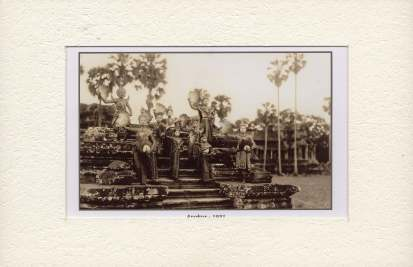 Angor - 1931 [Gift from Bruce Kay to David Kramer]