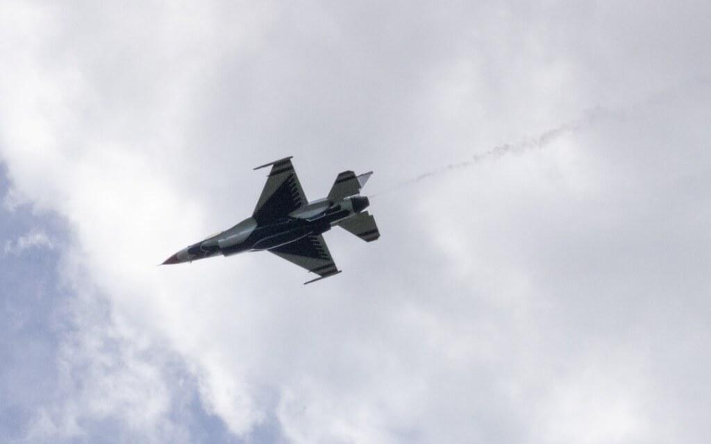 Rochester International Air Show: Art or War?