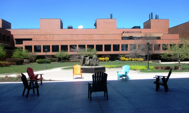 An eerie quiet at Rochester Institute of Technology