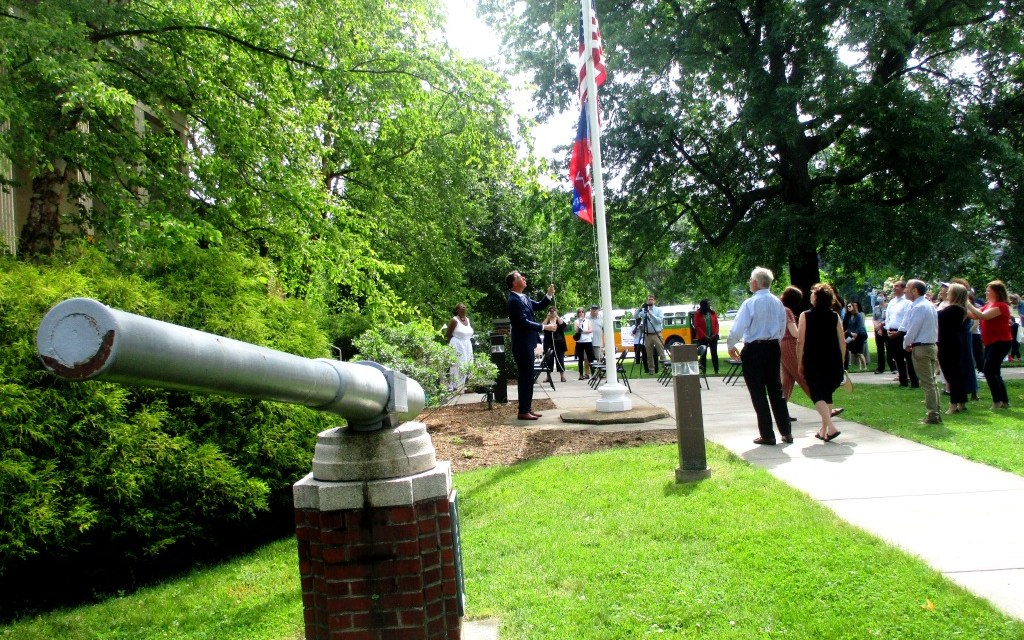 Juneteenth in Brighton, North Street and Outlook Field