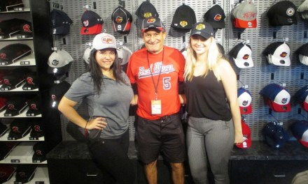 A day at the ballpark with the Red Wings On Field Host and Sports Entertainer