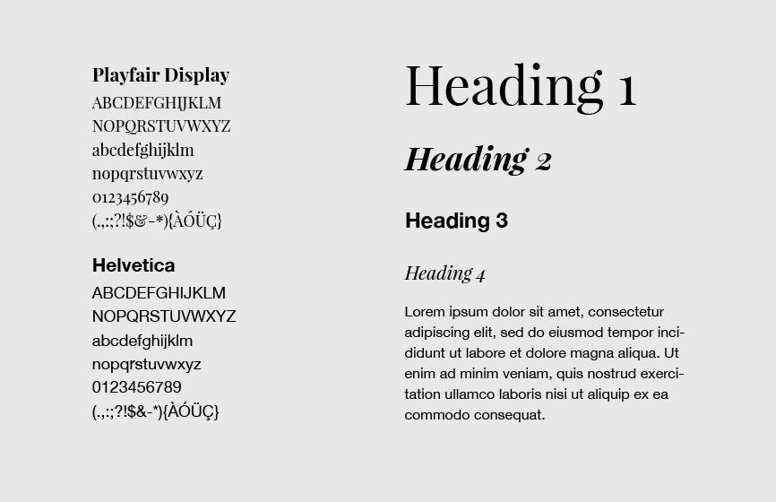 kvdn beweegt typography