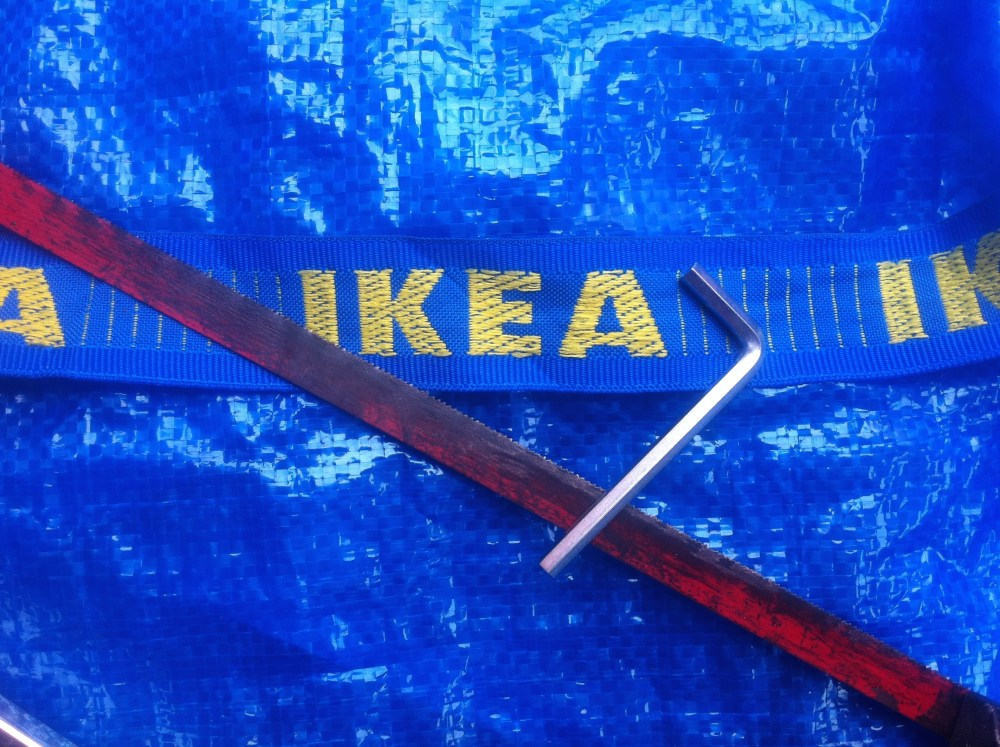 IKEA? Seriously? (1/2)