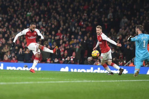 Arsenal vs Man United 1 - 3 HIGHLIGHTS VIDEO DOWNLOAD