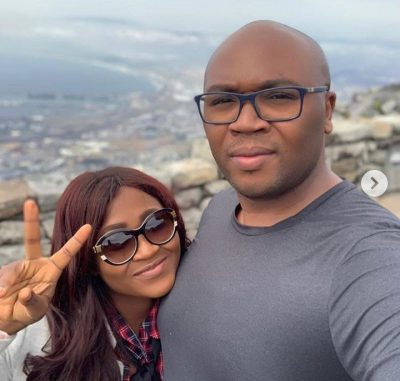 I Am Lucky You Chose Me – Mary Njoku's Husband Writes Her An Emotional Message