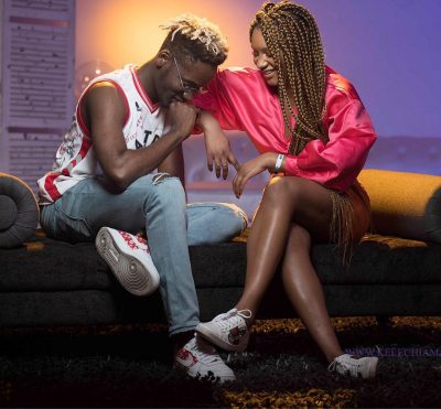 Temi Otedola Is My Only Girlfriend - Mr Eazi