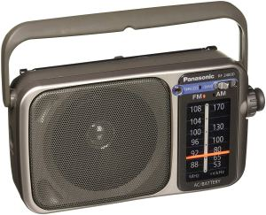 Radio AM / FM Panasonic RF-2400D