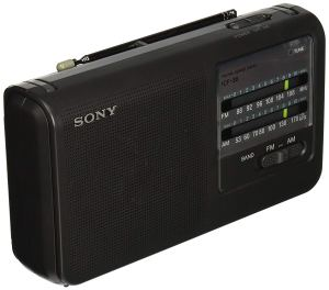 Radio AM / FM portable Sony ICF38
