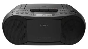 Sony Stereo CD/Cassette Boombox