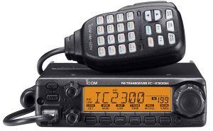 Radio amateur ICOM 2300H 05 144MHz