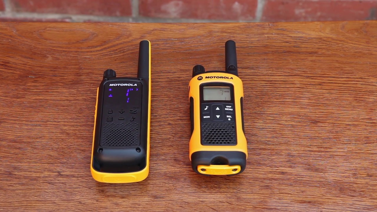 Motorola Talkabout T82 Extreme Review