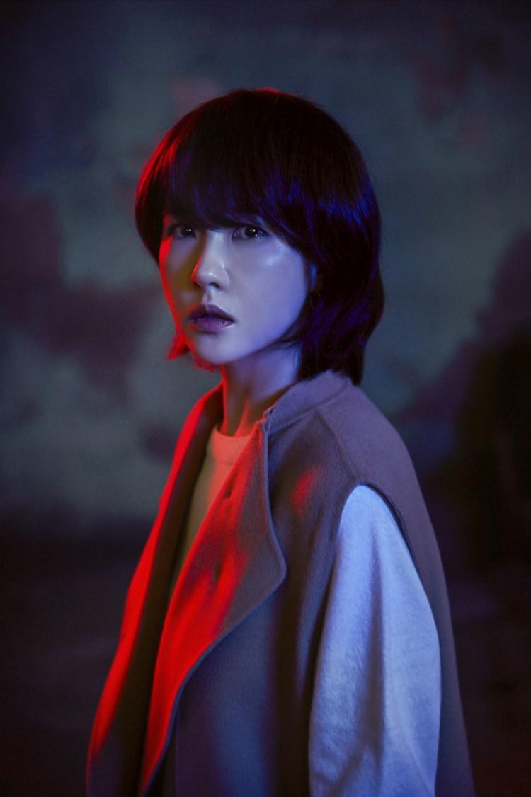 '붉은 달 푸른 해' 김선아-이이경-남규리-차학연, 캐릭터컷 첫 공개! '파격 분위기' 이미지-1