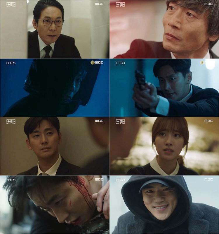 '아이템' 주지훈, 김강우 위협에 의식 잃었다 '절체절명의 위기' 이미지-1