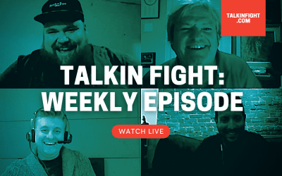Talkin Fight: The Friday Night Panel with Zahir Raheem