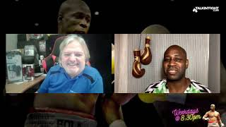The Fab Four | Who impressed the Champ | Talkin Fight
