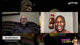 Scotty Olson | The Scoop with Bola Ray | Talkin Fight