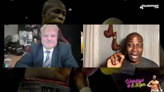 Freddie Roach | The Scoop with Bola Ray | Talkin Fight