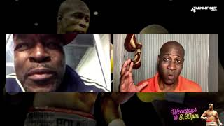 Donovan Boucher & Chris Johnson | The Scoop with Bola Ray | Talkin Fight