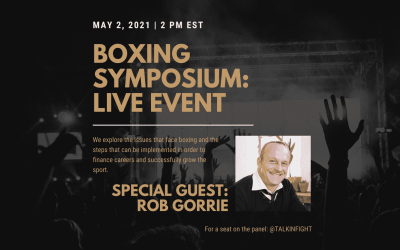 Boxing with Technology | BOXING SYMPOSIUM | Talkin Fight