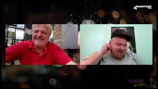 Frank Arnold | Knuckle Up with Mike Orr | Talkin Fight
