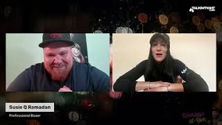 Susie Q Ramadan | Knuckle Up with Mike Orr | Talkin Fight