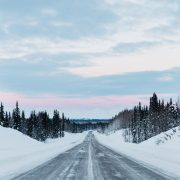 Psychotherapy open questions symbolised by a photograph of an open road showing possibilities in therapy from the asking of open and helpful questions