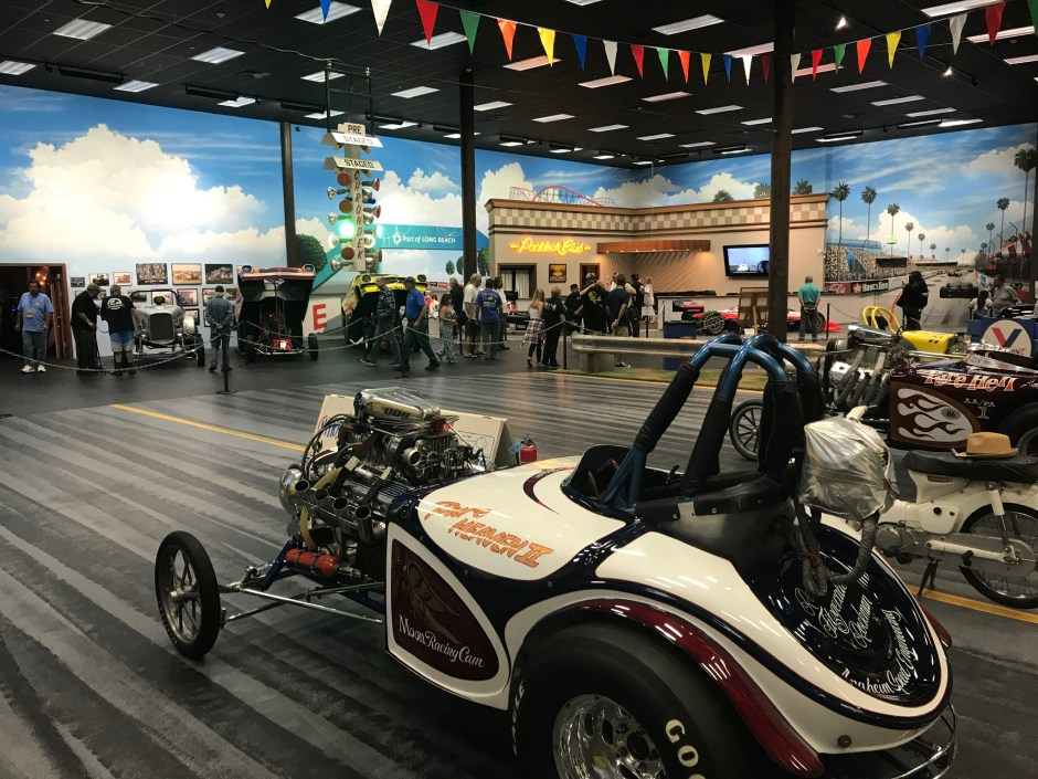 TAC 150 – Time Warp at the Lion's Drag Strip Museum! | Talking About