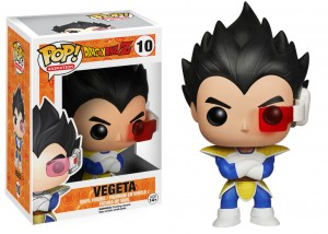 dragon ball funko pop vegeta
