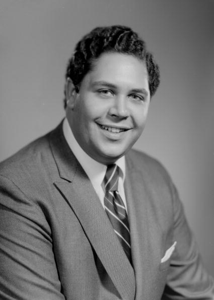 Portrait of Maynard Holbrook Jackson, Jr. (1938 û 2003), the first African American mayor of Atlanta, 1972. Georgia. (Photo by Bachrach/Getty Images)