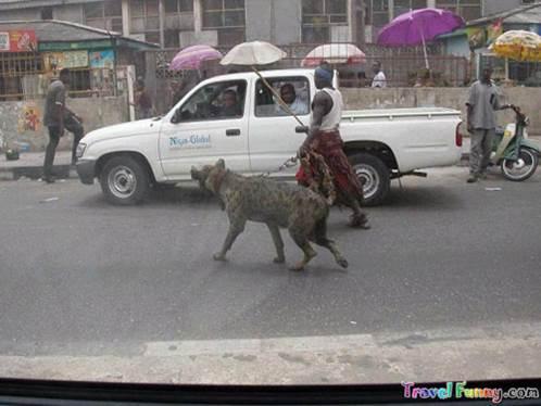 Lagos poor