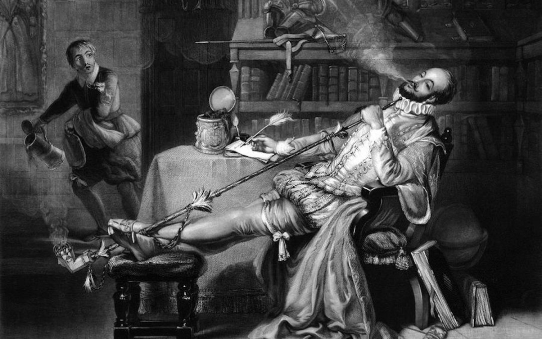 The decapitation of Sir Walter Raleigh: villain or victim?