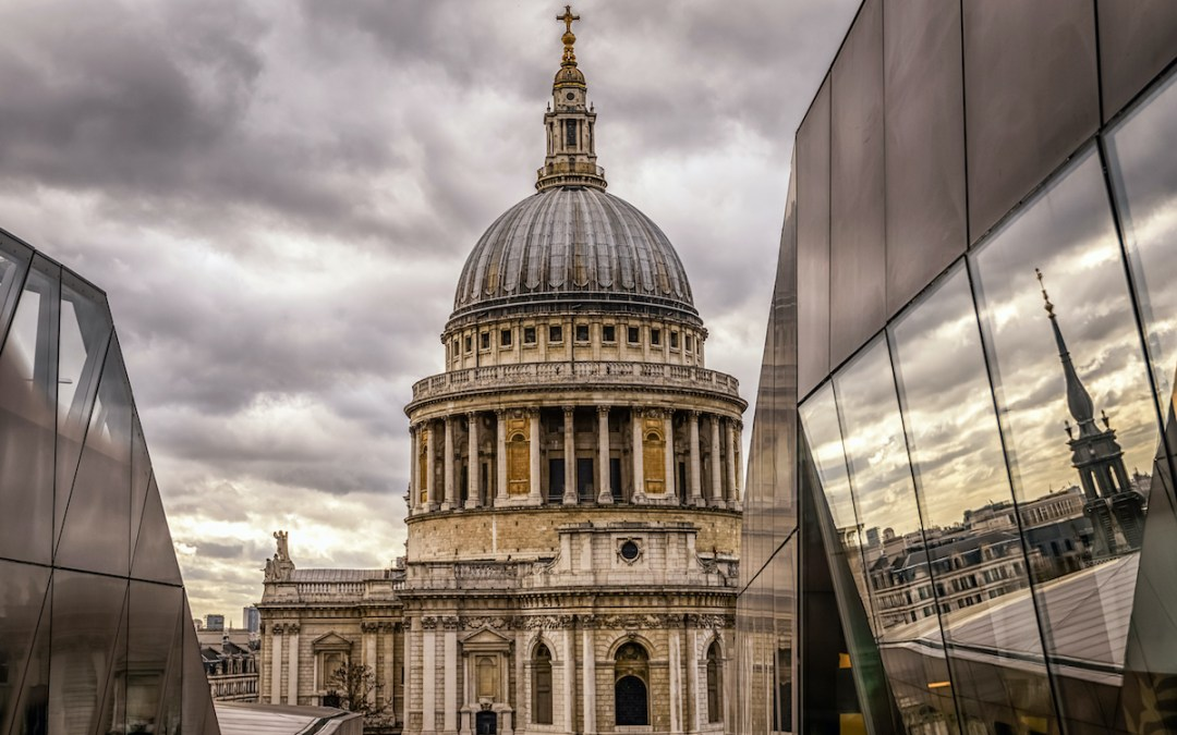 Race, faith and radicalism: Martin Luther King at St Paul's Cathedral