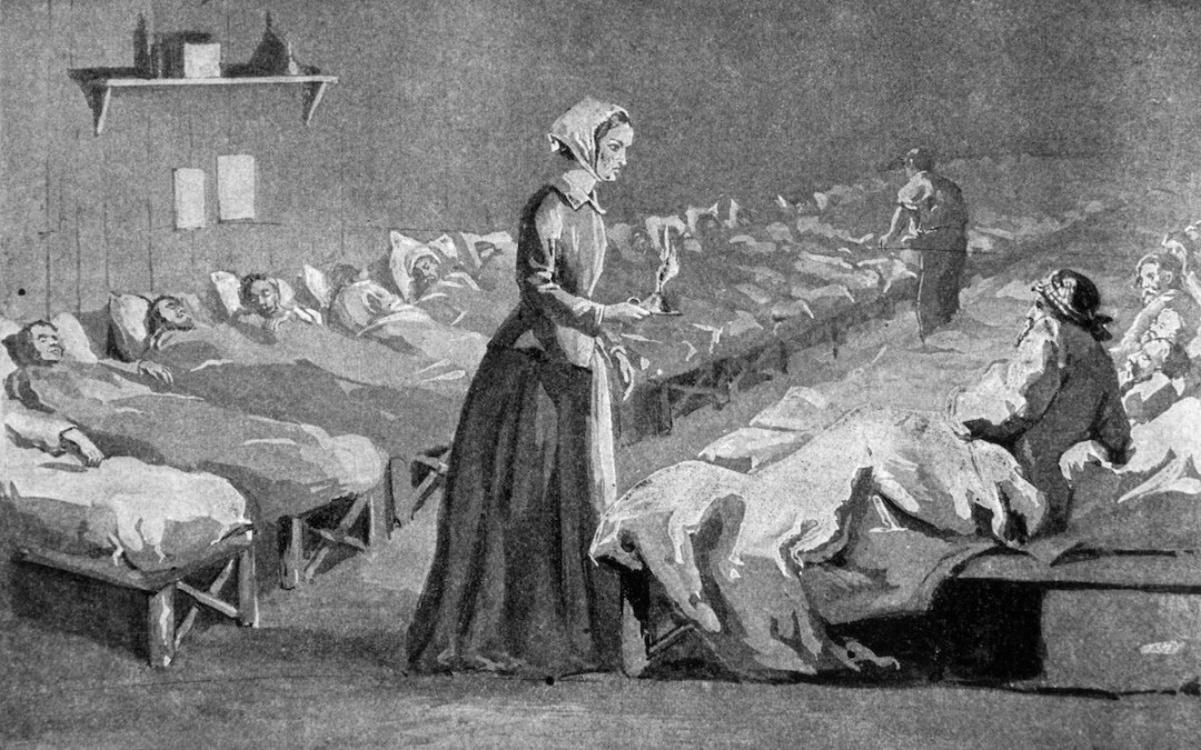 The Year of the Nurse and what an eyewitness account reveals about 'the lady with the lamp'
