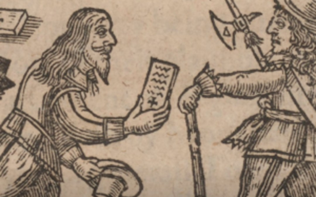 New life for petitions that made English history
