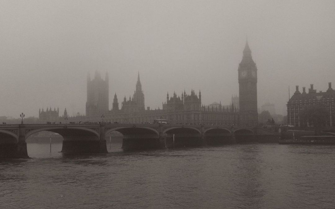 Spectres, smoke and spring-heeled Jack: 'Into the London Fog'
