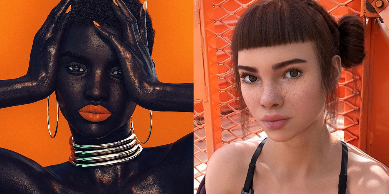 Virtual Influencers - what you need to know