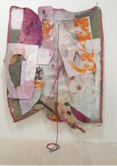 """Eric Mack, """"Pain after Heat"""", 2014"""