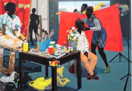 Untitled (Studio), 2014